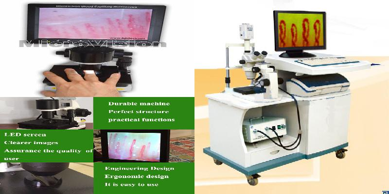 microcirculation test machine